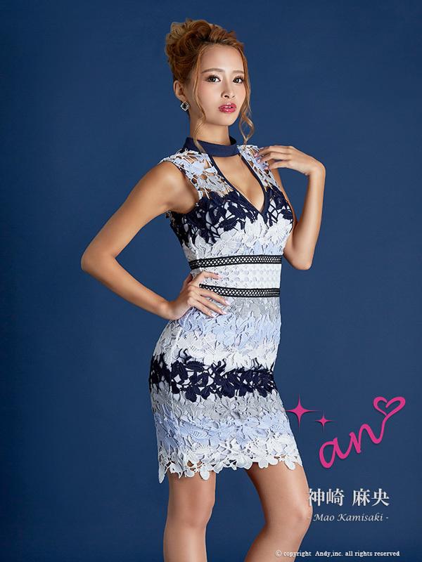 an ドレス
