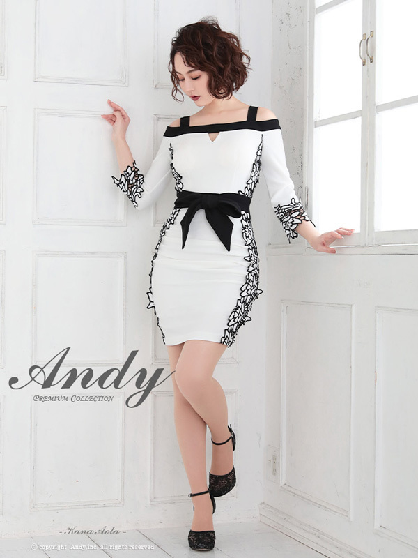 Andy ドレス AN-OK2317 ワンピース ミニドレス andyドレス アンディドレス クラブ キャバ ドレス パーティードレス