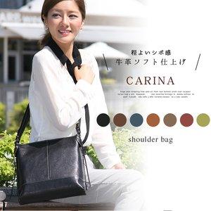 新しいコレクション CARINA 日本製 牛革ショルダーバッグ 「CARINA」 革/本革/レザー/バッグ/レディース/ショルダーバック/斜めがけバッグ/ななめ掛け/斜め掛け/ななめがけ, DORUTHY ac102d15