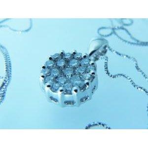 『4年保証』 WGダイヤペンダント 0.500ct, 創新:62065c23 --- 5613dcaibao.eu.org