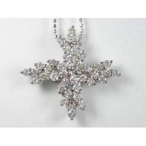 贅沢 K18WG ダイヤモンド ホワイトゴールド ホワイトゴールド ダイヤモンド ペンダント ペンダント ネックレス, ヒガシク:364eeed0 --- 5613dcaibao.eu.org