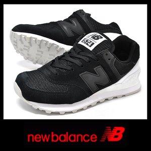 専門ショップ 【送料無料セール】 new new balance ML574 ML574 WA ブラック レディース 二ューバランス balance スニーカー シューズ【送料無料】NEW BALANCE 人気のレトロランニング!, トミアイマチ:86bb1649 --- rise-of-the-knights.de