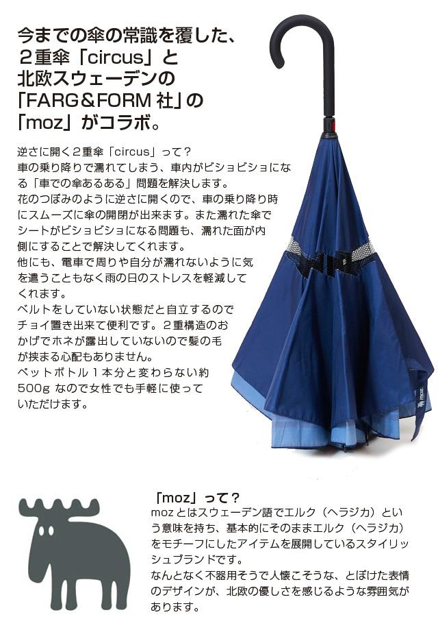 moz二重傘