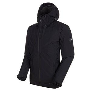 正規品販売! MAMMUT(マムート) Convey 3 in 1 HS Hooded Jacket AF Men's XL 0052(black×black) 1010-27410, キタハタムラ b40b4d7b
