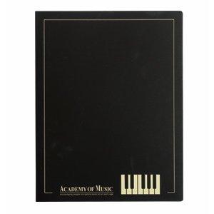 ACADEMY OF MUSIC  スマートファイル 鍵盤FLA 62 KB >>>MUSIC FOR LIVING ステーショナリー文具【送料無料】