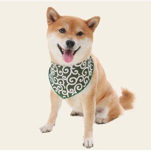 犬服 唐草模様バンダナ Sサイズ(小型犬用)【メール便なら】和柄 からくさ 犬の服 ドッグウェア