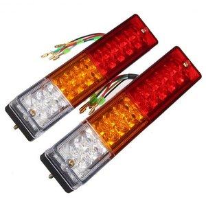 【特価】 AL 2X トレーラー 2X LED ストップリアテールブレーキ リバース ライトターンINDIACTOR 12ボルト トラック ボート ATV トラック トレーラー ランプ AL-AA-0920 通常2~3週間前後で発送(土日祝日除く), ジュエリーミュージアム:b9b3e747 --- cartblinds.com