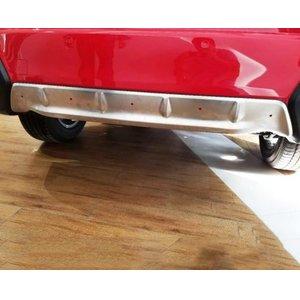 激安直営店 AL 車用メッキパーツ ステンレス スチール フロント&リアバンパースキッドプロテクターガードプレート カバー フレーム2ピース スバル XV GT3 GT7 2017 2018 AL-AA-2739, 米袋のマルタカ a29455d5