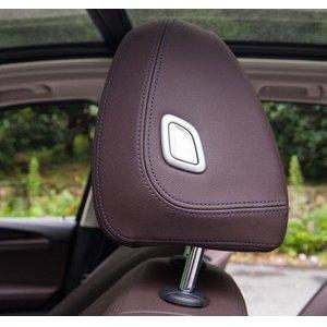 お歳暮 AL BMW X3 インテリア G01 G08 2018 ABS フロント X3 シート フロント ヘッドピロー調整ボタン カバー トリム インテリア 選べる2バリエーション ABS Matte・ABS Carbon AL-BB-6559 通常2~3週間前後で発送(土日祝日除く), 工作素材の専門店!FRP素材屋さん:dcba9d4b --- cartblinds.com