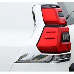【在庫僅少】 AL 2ピース ABS FJ150 リア クローム リア クルーザー テール ライト カバー トヨタ ランド クルーザー プラドLC150 FJ150 2018カー AL-BB-6768 通常2~3週間前後で発送(土日祝日除く), サイバーレップス:83c8dcb3 --- apiceconstrutora.com.br