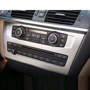 専門ショップ AL BMW X3 F25 2011-2017/X4 F26 2014-17 ABS マットクロームセンター CD パネル カバー トリム3Dステッカー1 PC AL-CC-7707, ホビー&雑貨のお店 スターゲート c9f6225e