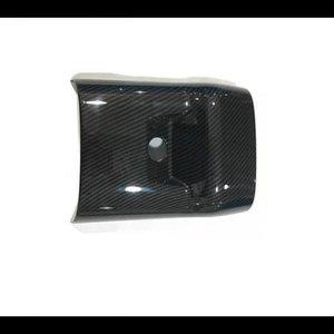 【セール 登場から人気沸騰】 AL カーボン調 アームレストボックス 傷防止 ボルボ XC60 2018 ABS フロント フレーム 装飾 Rear Anti-Kick Cover AL-DD-7148, アニマチ 8c48a9e6