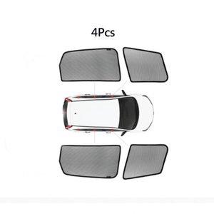 【激安セール】 AL ウインドウ サンシェード メッシュ シェード ブラインド カスタム 適用: マツダ CX-3 CX-4 CX-5 CX-7 CX-9 4 ウインドウ サンシェード AL-II-0852, ZIP メンズファッション 9b37fd14