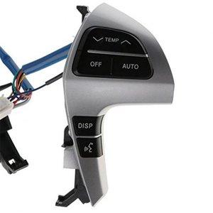 【お1人様1点限り】 AL ステアリング ホイール オーディオ コントロール スイッチ 842500E220 適用: トヨタ ハイラックス ヴィーゴ ハイランダー AL-II-8249, 信州物産 36c3d63f