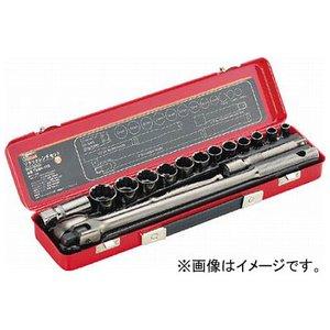 トラスコ中山/TRUSCO ソケットレンチセット 差込角12.7mm 16S TSW416S(3019837) JAN:4989999460711