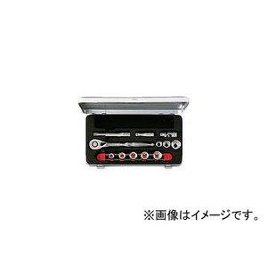 低価格の 京都機械工具/KTC 9.5sq.ソケットレンチセット[12点] TB308BX(3839290) JAN:4989433133362, 品川区 54d8d14f