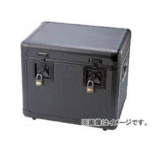 格安SALEスタート! トラスコ中山/TRUSCO 万能アルミ保管箱 黒 480×360×410 TAC480BK(4162943) JAN:4989999211221, 朝地町 2f22e49d