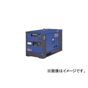 デンヨー/DENYO 防音型ディーゼルエンジン発電機 TLG18LSY