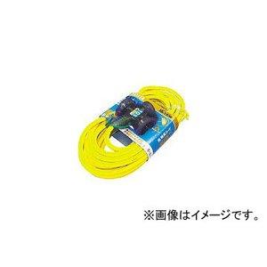 ハタヤリミテッド/HATAYA 防雨型2P接地付延長コード10m イエロー FX103KY(3703282) JAN:4930510419046