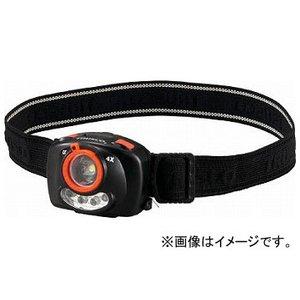 トラスコ中山/TRUSCO LEDヘッドライト 125ルーメン ブラック THLC113ABK(3841669) JAN:4989999039771