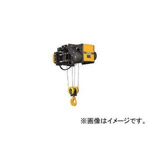 キトー/KITO ロープホイストRKホイスト ローヘッド形 2.8t×9.5m M5等級 RKL5028DH09