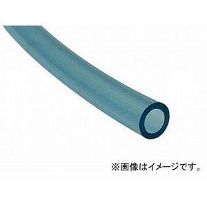 【おトク】 チヨダ TEタッチチューブ 10mm/100m クリアブルー TE-10-100CBL(4917766) JAN:4537327022041, ヒロガワチョウ 7e3dc9a5