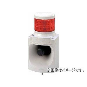 【人気商品】 パトライト LED積層信号灯付き電子音報知器 LKEH120FAR(7514646), 日テレポシュレ 017ca48b
