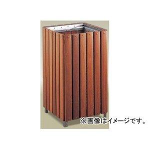 最安価格 テラモト/TERAMOTO グランドコーナー(R)木調屑入K-038 DS-272-538-0 JAN:4904771412207, ツノチョウ 44da69db