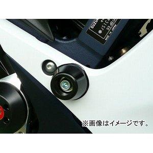 印象のデザイン 2輪 アグラス リアスライダー フレーム 品番:P047-8491 ブラック スズキ GSX-R750 2011年~2012年 JAN:4548664550944, mamas store 5bb34995