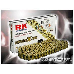 品揃え豊富で 2輪 アールケー・エキセル/RK EXCEL シールチェーン GV ゴールド GV525R-XW 110L, アトウチョウ cca96cb8