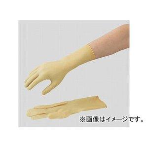 【NEW限定品】 アズワン/AS ONE ラテックスロング滅菌手袋(Protegrity(R)CP) 50双入 サイズ:S,M,L, ニシワキシ f65db239