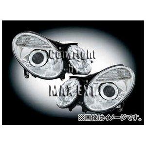 セットアップ エムイーコーポレーション ZONE Bi-キセノンヘッドライト '07-ルック タイプ-3 純正バラスト移植&純正バルブ移植 品番:232404 W211 Eクラス セダン/ワゴン, シラカワチョウ a4abfdb9