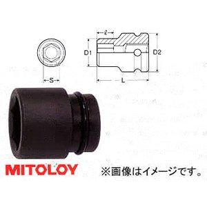 """【公式ショップ】 ミトロイ/MITOLOY 1""""(25.4mm) インパクトレンチ用 6角 ソケット(スタンダードタイプ) 6角 2-7/8inch P8-2-7/8 取り寄せ商品のため納期確認後に発送, ハニシナグン:b90ef3e8 --- extremeti.com"""