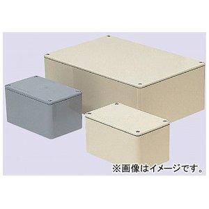 【WEB限定】 未来工業/MIRAI 防水プールボックス(平蓋) 長方形<ノック無> 600×500×400mm, 天水町 27721882