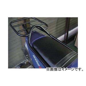 高級感 2輪 レンテック スポーツキャリア スチール製 P042-7901 ブラック(塗装) カワサキ ZX-6R 2009年~2010年, あんずの里のあんずショップ 6c2bef83