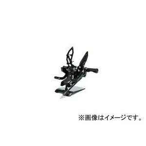 特価商品  2輪 NAO アーチドステップ P027-9505 ブラック 逆チェンジ可 カワサキ Z1000 2007年~2009年, いでゆむし羊羹の伊豆柏屋 165811c6