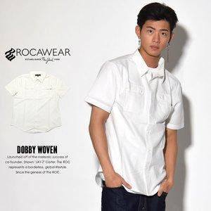 最新作の ROCAWEAR 半袖 ロカウェア ドビーシャツ メンズ 矢柄 半袖 白シャツ 矢柄 大きいサイズ DOBBY DOBBY WOVEN ロカウェア 半袖シャツ カジュアルシャツ 柄シャツ 大きいサイズ, JSRACINGオンラインショップ:14e08150 --- blog.buypower.ng
