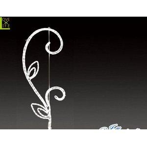 お待たせ! 【LED】【ALRM-GO(A)TH-DRB】【無限大】LEDロープライト ゴシックダブルリーフブランチ【ライン】【線】【組み合わせ】【連結】【モチーフ】【イルミネーション】【クリスタル】当店のイルミネーション【大人気】【電飾】【クリスマス】【省エネ】, 消費税無し 46139291