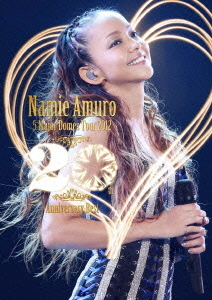 namie amuro 5 Major Domes Tour 2012~20th Anniversary Best~(Blu-ray Disc)