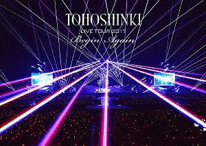 東方神起 LIVE TOUR 2017 ~Begin Again~