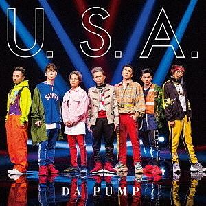U.S.A.(初回生産限定盤A)(DVD付)