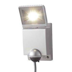 正規 タカショー セキュリティライト(100V) LEDセンサライト 1型 #61912200 HIA-W01S シルバー 送料無料 【タカショー】夜間の犯罪から住まいを守る光。, ショウワチョウ:eb755da5 --- abizad.eu.org