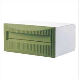 【本日特価】 タマヤ ボックス型 スタンドタイプ兼用 T12-502 『郵便ポスト』 オリーブ, Casanova c3a3459c
