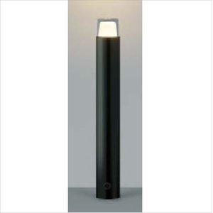 【即出荷】 コイズミ ガーデンライト 調光タイプ AU42260L 『ガーデンライト エクステリア照明 ライト LED』 黒色 送料無料 【コイズミ】省エネと安全性を兼ね備えたガーデンライトです。, 鮫川村:1cb138ae --- blog.buypower.ng