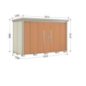 【ギフト】 タクボ物置 ND/ストックマン 側面棚 ND-S3215Y 多雪型 標準屋根 『追加金額で工事も可能』 『屋外用中型・大型物置』 トロピカルオレンジ 送料無料 【タクボ物置】当店なら開梱設置、組立工事可能です。側面棚タイプのストックマン, 勝北町:49fac250 --- rise-of-the-knights.de