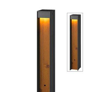 【オンラインショップ】 タカショー エバーアートポールライト 7型 ローボルト HBC-D72N #75853100 ナチュラルパイン 送料無料 【タカショー】下方配光がアプローチを優しく照らす, パラレル:e753bfb7 --- mikrotik.smkn1talaga.sch.id