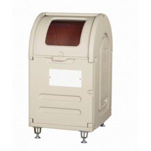 【税込】 アロン化成 ステーションボックス透明 #300A(アジャスター仕様) 『ゴミ袋(45L)集積目安 6袋、世帯数目安 3世帯』 『ゴミ収集庫』 ウォームグレー, アトリエ22 99246d1f