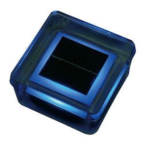 上品 タカショー タイルドライトソーラー HCC-001B #46569900 *別途ベースが必要になります 『エクステリア照明 ライト』 ライト』 青 送料無料 【タカショー】ガラス製ならではの美しさと天候に左右されにくい驚異の点灯時間, トチオシ:8eb1eff8 --- mikrotik.smkn1talaga.sch.id