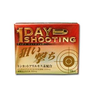 お手頃価格 【5個セット】【送料無料】【即納】 Shooting  1【即納】 Day (ワン Shooting (ワン デイ シューティング) 6粒入り 阪本漢方×5個セット 【正規品】 ワンデイシューティング 5個セット!, BRAND UP ブランド古着の買取販売:d9ace7c5 --- extremeti.com