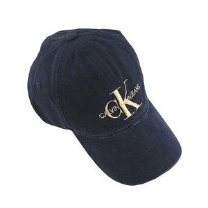 【全商品オープニング価格 特別価格】 カルバンクラインジーンズ Calvin Klein Jeans CK キャップ ベースボールキャップ 帽子 K50K504561 450 J MONOGRAM CAP M メンズ レディース PEACOAT ネイビー, クイーンアイズ 30cabe02